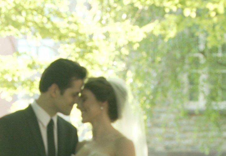 Martha Stewart Weddings:  Tiler + Robbie