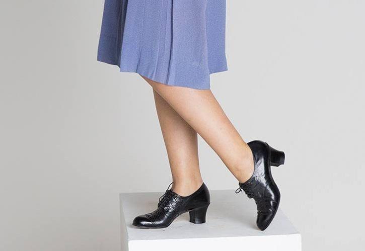 Conde Nast - 100 Years of Heels